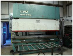Manual Brake Press – LVD Hudson
