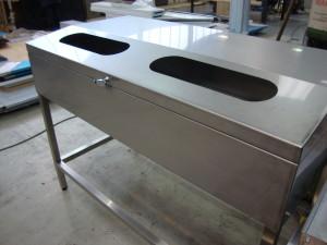 Hydraulic Test Cabinet